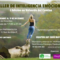 Nuevo taller de Inteligencia Emocional